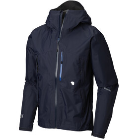 Mountain Hardwear M's Exposure/2 Gore-Tex Paclite Jacket Dark Zinc